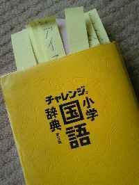 辞書引き学習法